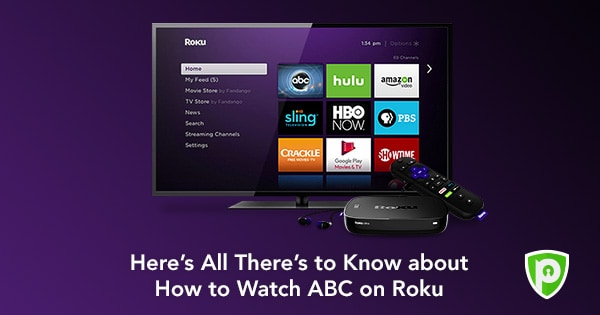 Here's All There's to Know about How to Watch ABC on Roku
