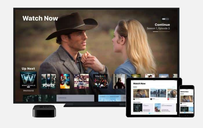 Netflix US Apple TV
