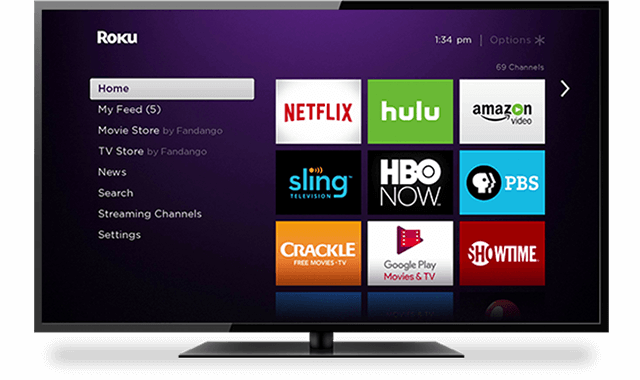 setup vpn on roku