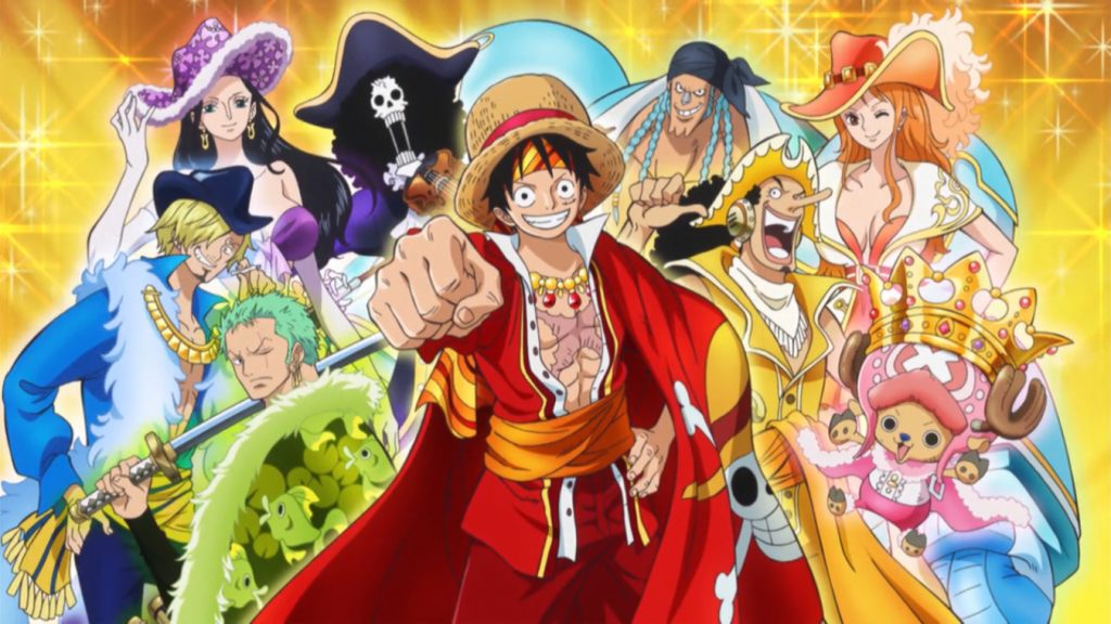 One Piece Serie Stream