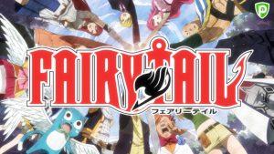 Comment Regarder Fairy Tail Série Animé en Ligne