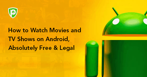 free streaming tv shows for android