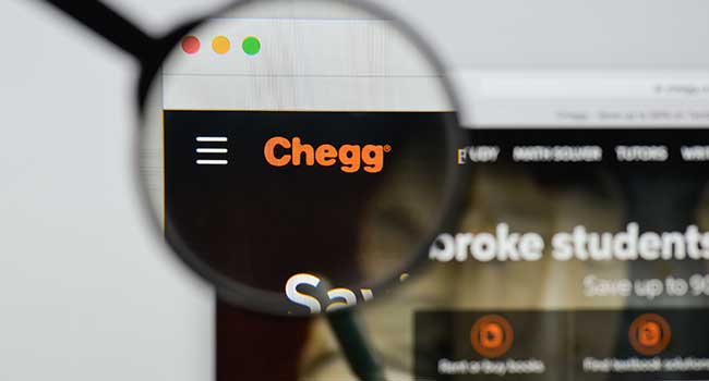 chegg data breach