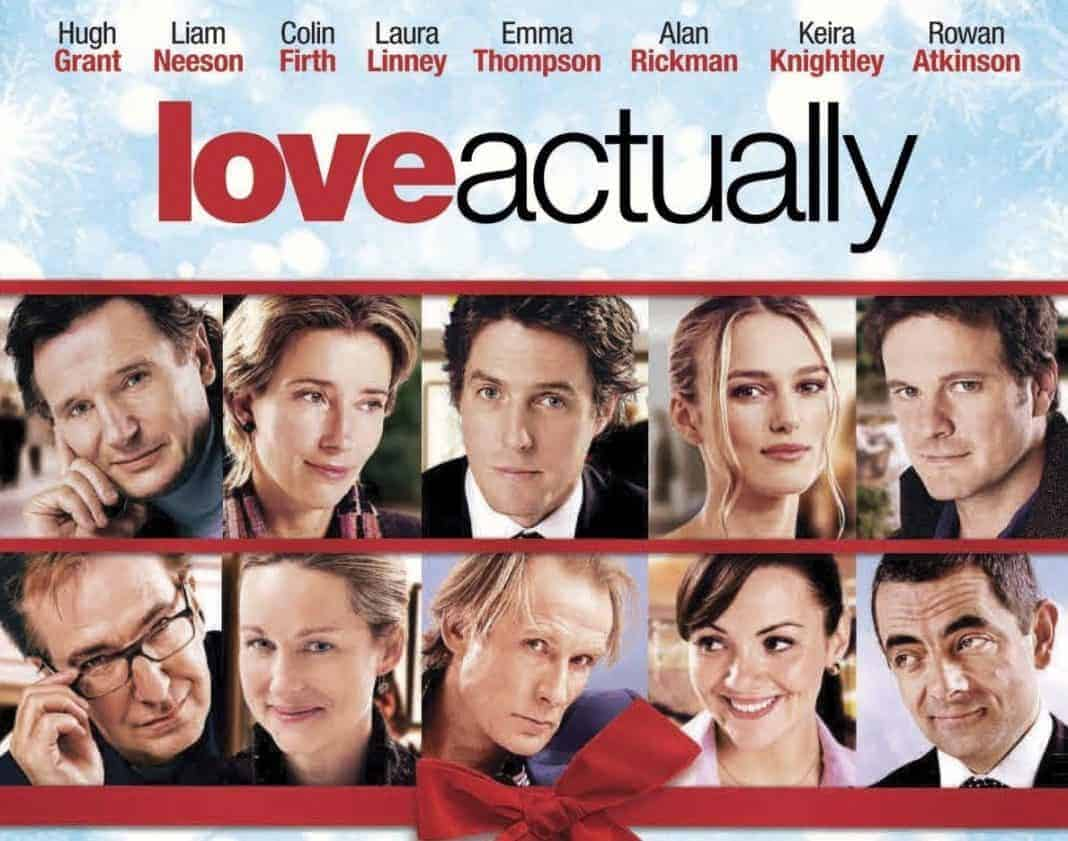 watch romantic movies hulu - love actually