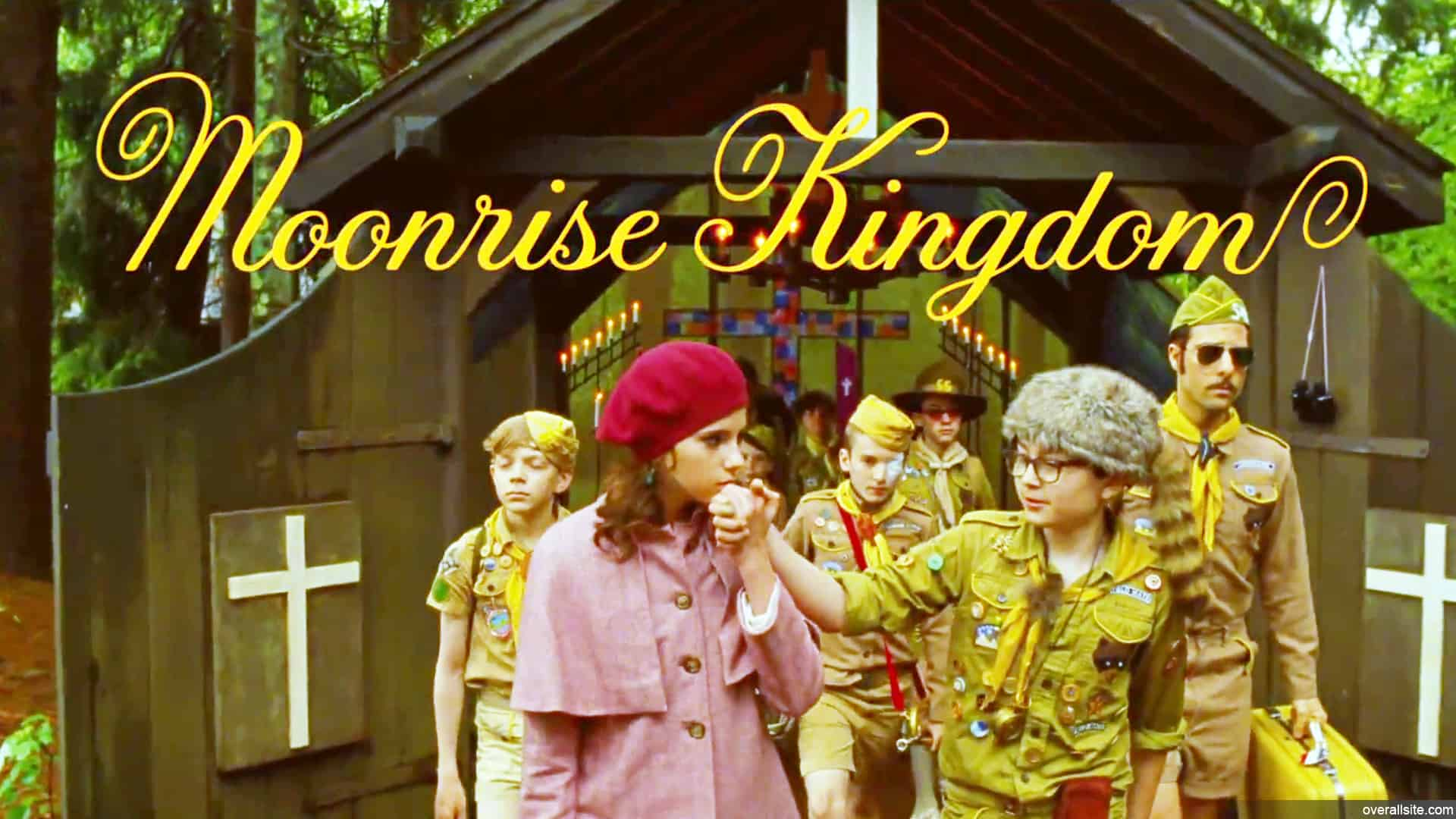 moonrise kingdom - hulu romantic movies