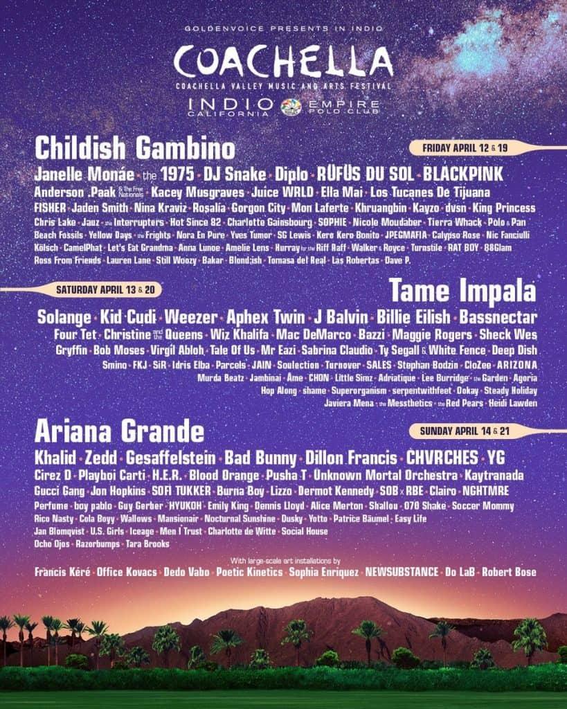 Watch Coachella Online