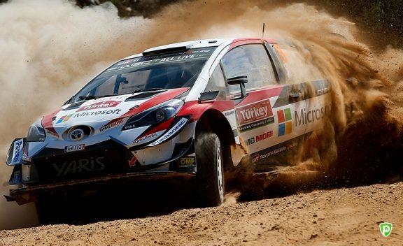 Comment Regarder WRC 2019 en Direct
