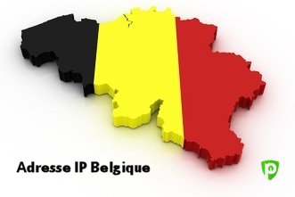 Comment Obtenir une Adresse IP Belge avec PureVPN