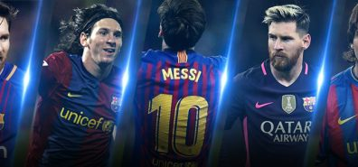 Top Lionel Messi Facts