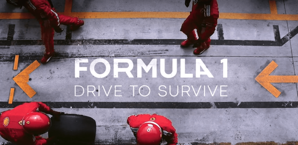 netflix formula 1 series