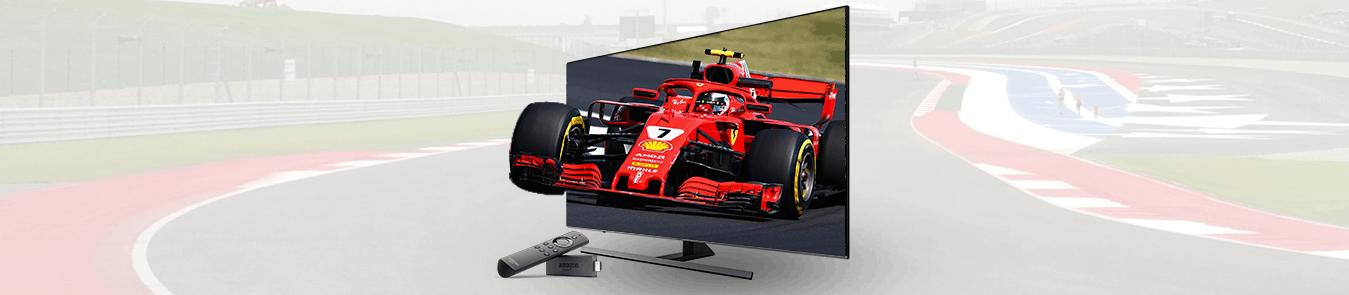 Watch F1 Live Online