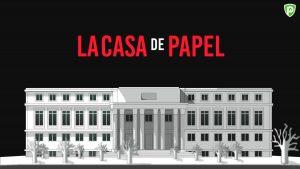 Comment regarder La Casa de Papel série espagnole en France