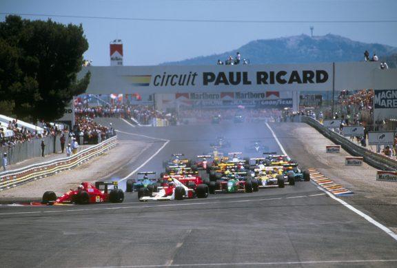 Regarder Grand Prix de France en direct