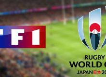 Regarder la Coupe du monde de rugby 2019 sur TF1