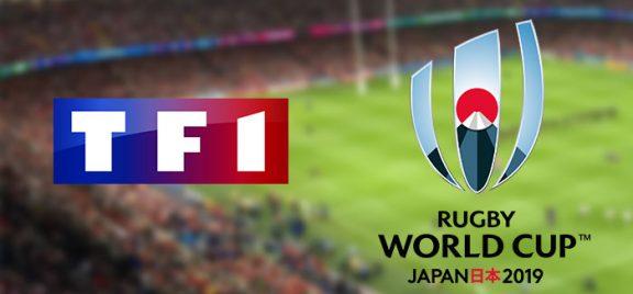 Coupe du monde de rugby 2019 sur TF1