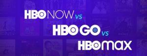 Quelle est la différence entre HBO Max, HBO GO et HBO Now
