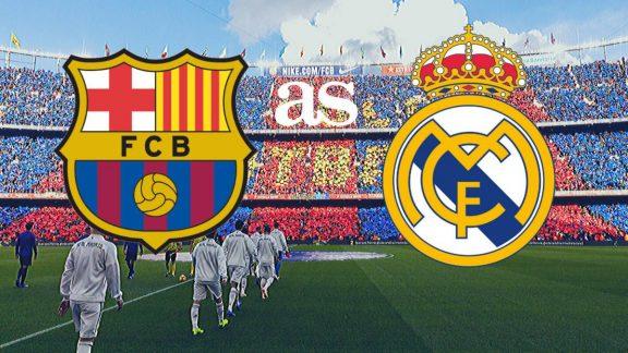 Barcelone vs Real Madrid