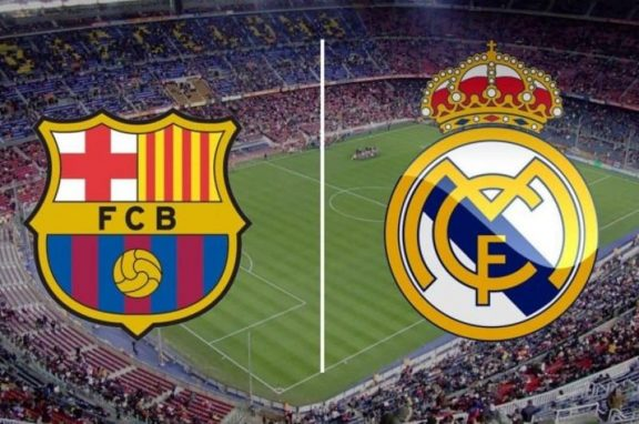Barcelone contre real madrid