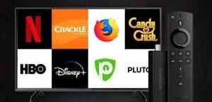 Meilleures applications Amazon Fire TV Stick 2021