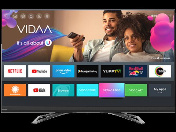 configurer un VPN pour Toshiba Smart TV
