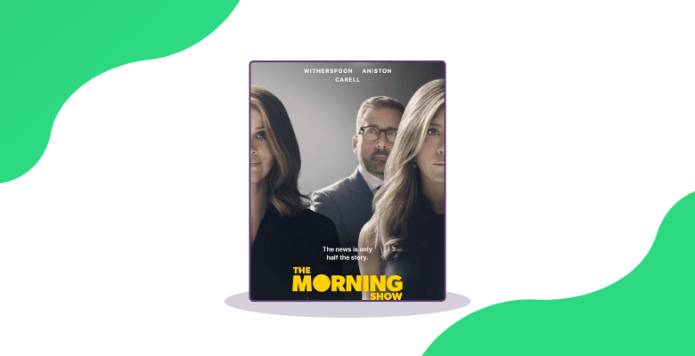 Best apple tv show - The Morning Show