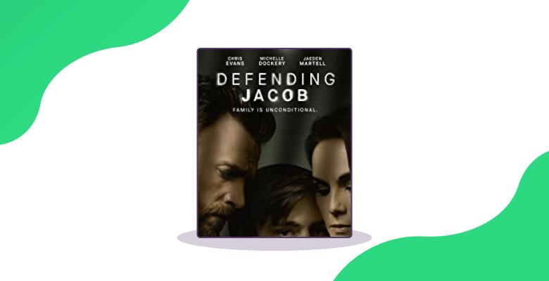 Best apple tv show - Defending Jacob