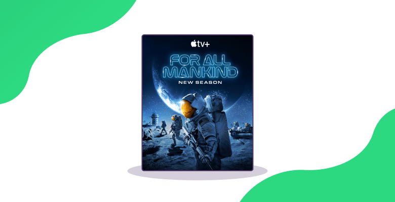 Best apple tv show - For All Mankind