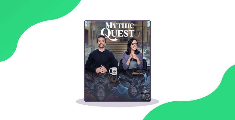 Best apple tv show - Mythic Quest