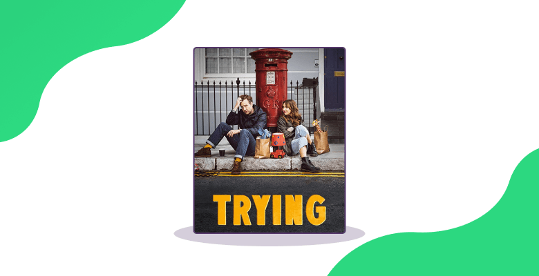 Best apple tv show - Trying