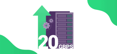 Experience Hypersonic VPN Speeds With PureVPN's 20 Gbps Server Upgrade!