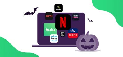 Top Streaming Services of Halloween 2020