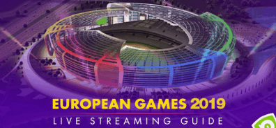 How to Watch European Games 2019 Live Online