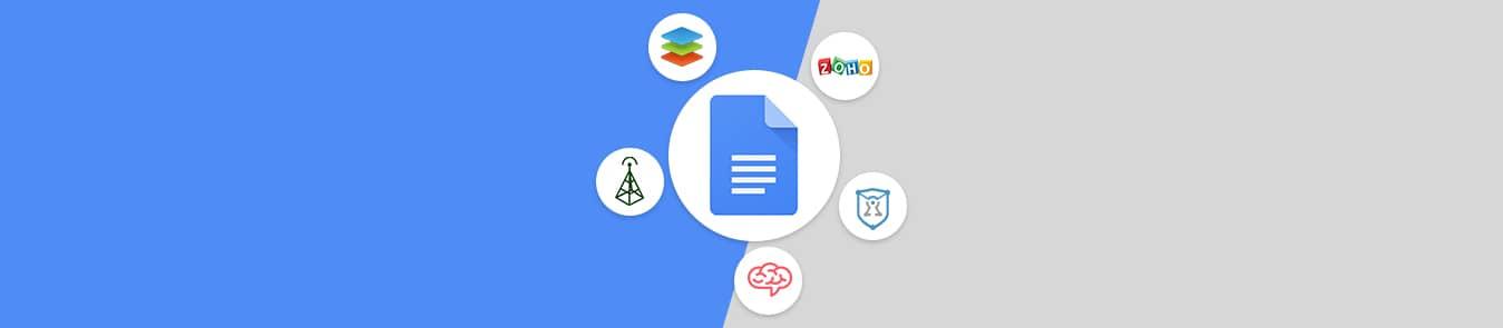 Alternative to Google Docs