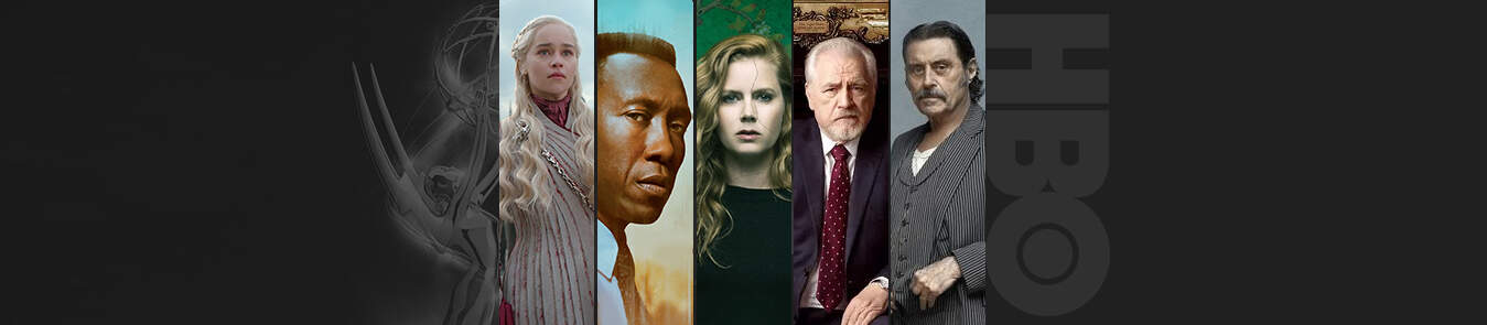 emmy nominated shows on hbo