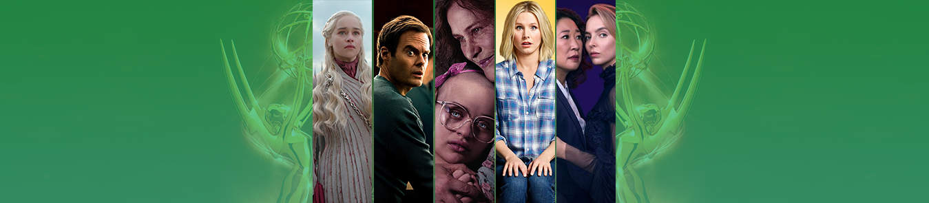 emmy nominated shows on hulu