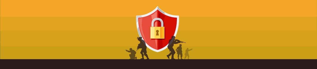 Military Grade VPN Encryption