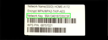 network key