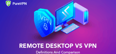 Remote Desktop vs VPN – What is The Difference Between RDP & VPN