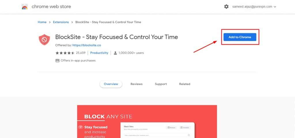 search-for-blocksite