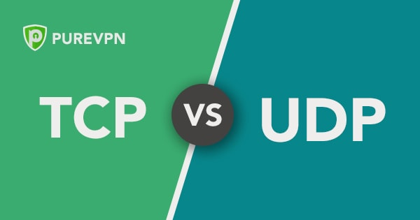 What is the difference between TCP & UDP