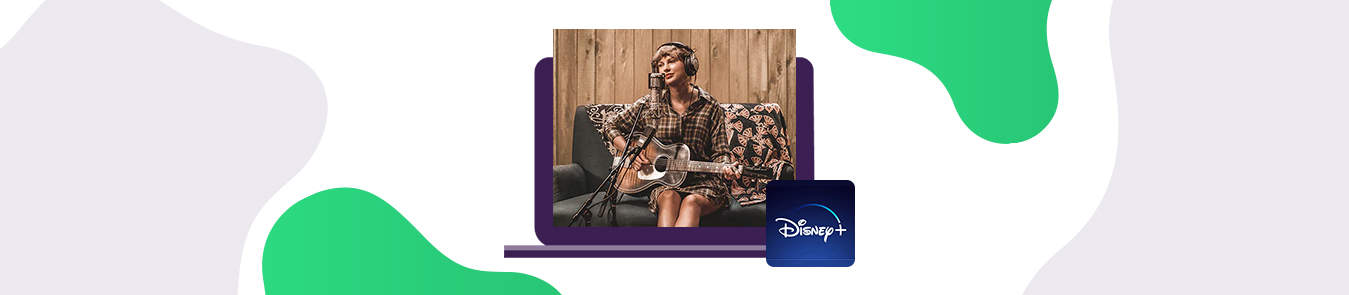 How to Watch Taylor Swift's Folklore on Disney Plus