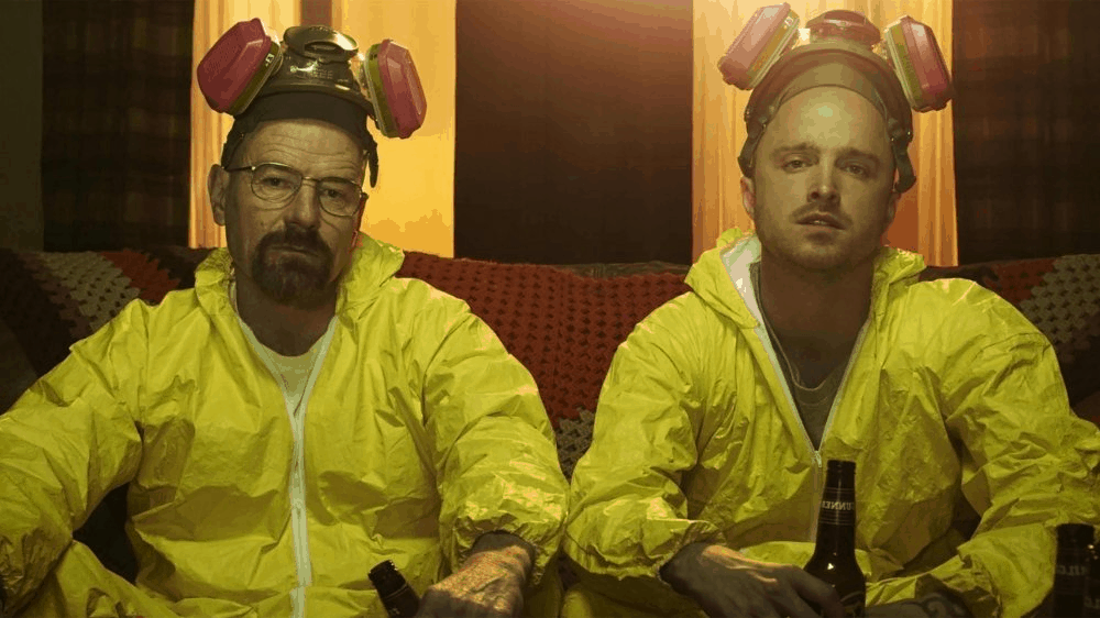 Top TV shows to Binge Watch While Staying at Home Breaking Bad