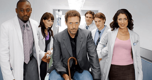 Top TV shows to Binge Watch While Staying at Home House MD