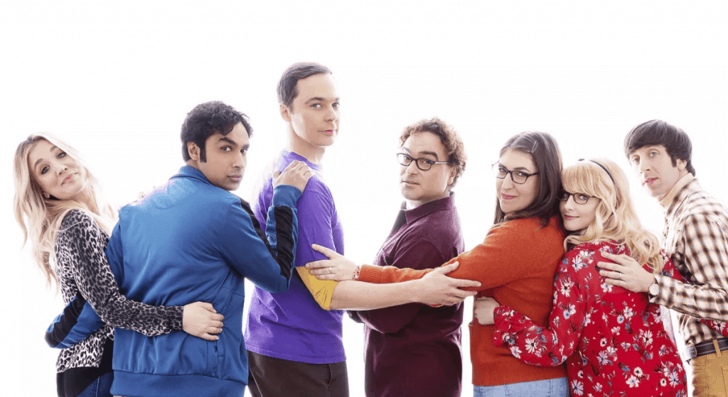 Top TV shows to Binge Watch While Staying at Home The Big Bang Theory