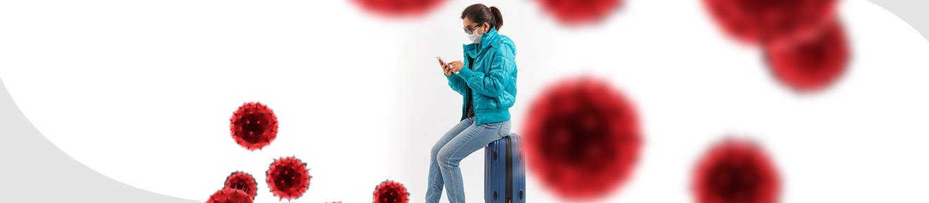 Impact of coronavirus on travel
