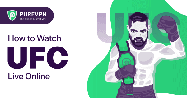 Where to Watch UFC Online for Free From Anywhere
