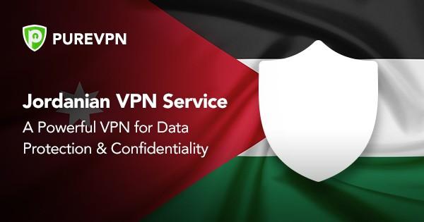 VPN for Jordan