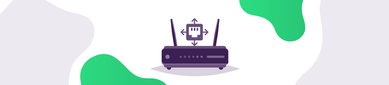 Arris router port forwarding