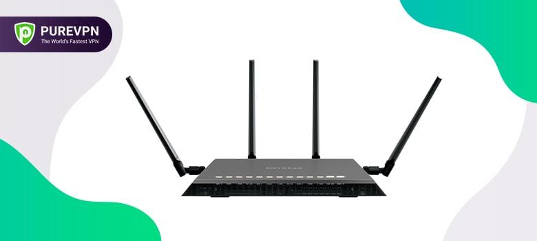 best vpn routers Netgear Nighthawk X4S VDSL/ADSL Modem Router D7800