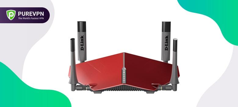 best vpn routers D-Link DIR-885LR